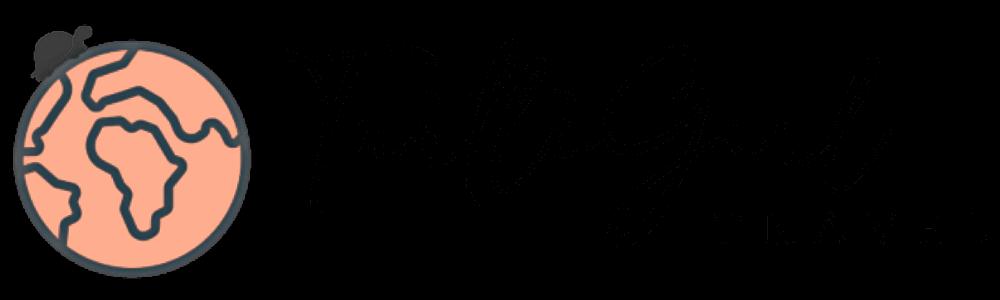 烏龜妹 出走旅行 logo