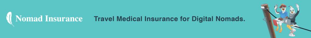 SafetyWing 數位遊牧保險