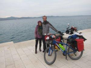 Yuily 騎單車橫跨歐亞